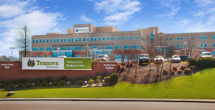 About Turkey Creek Medical Center Tennova Healthcare